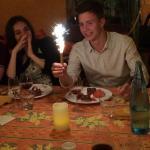 Une soirée d'anniversaire inoubliable