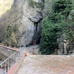 Oylat Mağarası, giriş