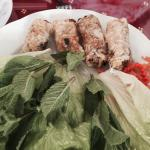 The frog legs a must try...
