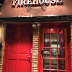 Firehouse entrance
