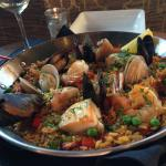 Five Generation Paella -- as good as it gets... anywhere