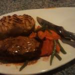 7 oz Madagascar Peppercorn Sirloin Steak