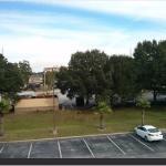 Vista da janela do Desitny Palms (Mc Donalds na frente)