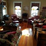The Whimsical Pig Bed and Breakfast at Wolf Creek Foto