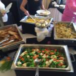 The Best Holiday Brunch/Dinner Buffet Around Anywhere