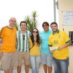 Foto de Rio Hostel & Suites Santa Teresa