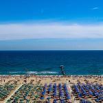 il mare di Rivazzurra