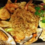 Pad Thai Mixed Seafood