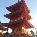 Kiyomizu-dera Temple Foto
