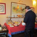 Breakfast at Antica Dimora