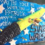 Son's Birthday Cake Baked by Cinottis