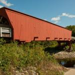 The Roseman Bridge, Winterset, Iowa
