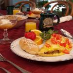 Bavarian Omelet.