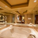 Salle de bain suite   Suite bathroom