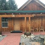 Foto de Rustic Inn with Lava Adventures & Lodging