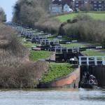 Place worth visiting - Caen Hill Locks, Devizes