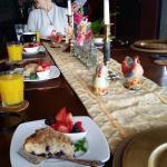 Foto de Chanticleer Vineyard Bed and Breakfast