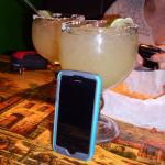 Large margarita -- iPhone 5s for size reference