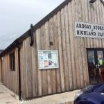 Ardgay Stores & Highland Cafe