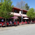 Outdoor dining at its best in Raleigh!