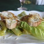 Ensalada Cesar/Cesar Salad