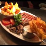 Delicious discounted steaks every Tuesday and Wednesday nights