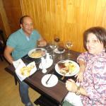 Restaurante Gran Parilla, excelente jantar a casal,comida muito boa e otimo atendimento