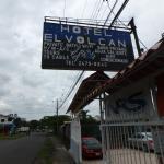 Hotel El Volcan Foto