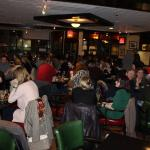 Our group of 120 at Quinns