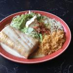 Chimichanga, the favorite