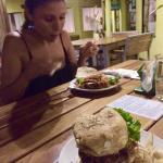 Luv Burger Foto