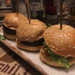 BLT Burger Foto