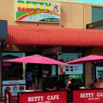 Foto de Betty's Cafe and Restaurant