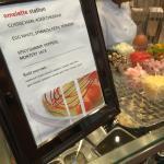 Omelette Station at Breakfast Buffet