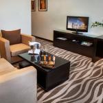 Emerald Suite Lounge