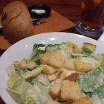 Caesar Salad w/ House Bread
