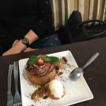 Les dessert et Cafe gourmand