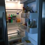 already in fridge when we arrived