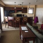 Beautiful suites