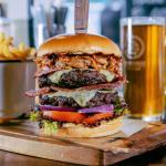 B&K - The Ridiculous Burger