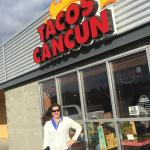 Tacos Cancun in Wasilla, Alaska - Mild on the outside