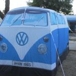 testing the new vw tent in bendigo vic