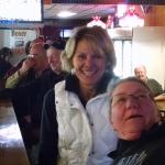 Here are a few of the goofy locals and Fred the owner in the background right.