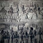 From the great temple of Hathor. Dendera. Qina. Egypt.