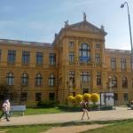 The main building of the City of Prague Museum