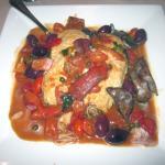 Chicken Monte in a Marsala Demi-glaze