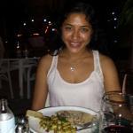 Cena perfecta y deliciosa... ambiente romántico!!!
