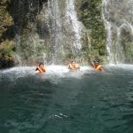 Waterfalls on Island Hopping Tour