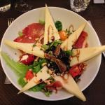 Salade La basque