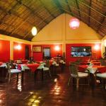 The Hibiscus Garden Pizzeria - serves Italian pasta and oven baked pizza